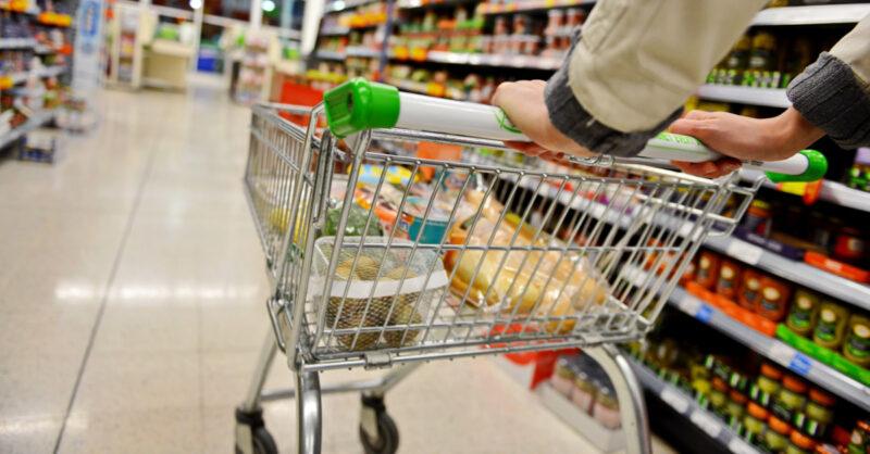 consumidor supermercado
